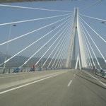 über die Brücke bei Rio