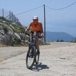 Tour zum höchsten Berg von Lefkas