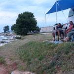 am Camping Mareda