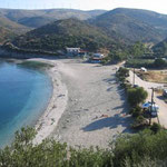 Limionas-Beach