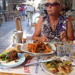feines Essen in Heraklion