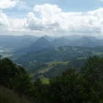 Blick vom Zwölferhorn