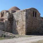 Kirche San Giovanni di Sinis -älteste Kirche Sardiniens - 6. JH. nach Ch. -