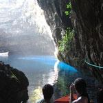 Ithaka und Besuch in der Melisani-Grotte
