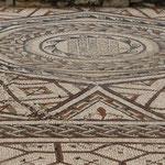 gut erhaltenes Mosaik in der Basilika von Porec