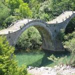 bei den alten Brücken rund um Kippi