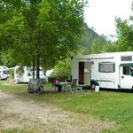 am Camping Bleder See