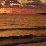 Sonnenaufgang am CP Manacore