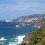 traumhafte Küstenlandschaft im Südwesten der Insel