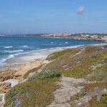 herrliche Küstenlandschaft