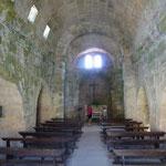in der ältesten Kirche Sardiniens