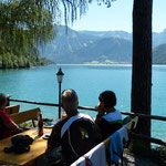 Jausestation am Achensee