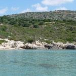 Loutraki-Bucht