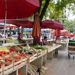 Pula- Markt