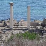 die Ruinen von Tharros