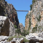 Brücke - von unten -