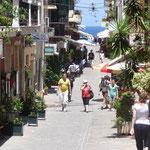 immer schön - bummeln durch die Altstadt von Chania