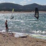 Surferspass vor Gabbiani