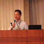 高知県の業務失敗や配力不足の事例、その原因と対応策について、自らの体験談も交えながら説明をされる平田幸成氏