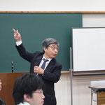 「軟弱地盤対策工指針の改訂について」講演をする和田達夫氏