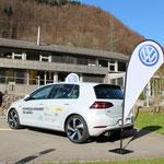 Golf GTI ein Jahr lang fahren, Preis Schweizer Autofahrer des Jahres