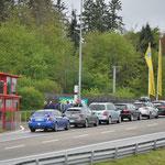 Automobiliste suisse de l'année Hinwil.