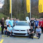 Alle Teilnehmer am 09.April 2017 - Schweizer Autofahrer des Jahres