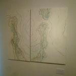 「干渉」 2011年@Gallery NANNA