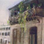 santiago de cuba(F3) 2002 油彩 soldout