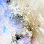 春の嵐(P8) 2006 油彩