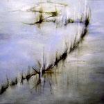 忘却のための忘失(F80) 2004 油彩
