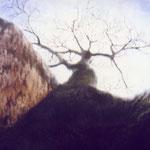 la voz de tierra(S80) 2004 油彩