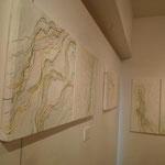 「澱む」 2011年@Gallery NANNA