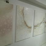 「淵底」シリーズ 2011年@Gallery NANNA 一部soldout
