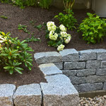 Stützmauer/Böschungsentschärfung