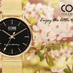 CO88 - Uhr mit Metallband