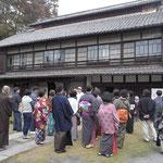 渋沢栄一の生家・養蚕や藍玉を扱う豪農でした。