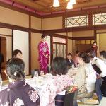 昭和初期の洋館「モダン亭太陽軒」にてランチ