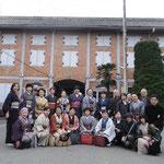 富岡製糸場を見学