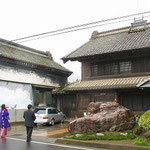 横浜で成功した原善三郎の生家
