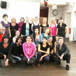 Zumba Gruppe Donnerstag