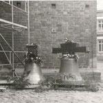 Weihe der Glocken III und IV, Stifter Dr. Gerhard Stade, Lübeck