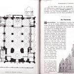 Bauzeichnungen der Pfarrkirche zu Güstrow vor dem Umbau zu einer dreischiffigen Kirche 1883