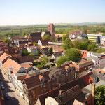 Blick vom Turm in Richtung Südwesten
