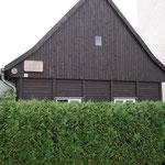 Die 1954 an dieser Stelle mit Spendenmitteln schwedischer Christen errichtete Kirche gehörte zur Pfarrgemeinde