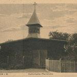 Katholische Notkirche von 1919 in der Grünen Straße