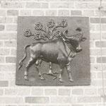 Stier am Barlach-Haus