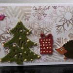 36 Igel vorm Weihnachtsbaum - 5,50€ - Maxi