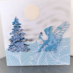6 verkauft Träumerle am Gletscher7,00€  - mit oder ohne Geldtasche und geprägtem Umschlag - Grand