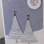 39 Weihnachtsbäume - 6,--€ -Maxi